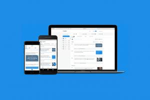 O Buffer é um dos líderes do mercado de planeamento para as redes sociais