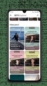 Tem uma mensagem maior a transmitir no Instagram? Aproveite os recursos do IGTV.